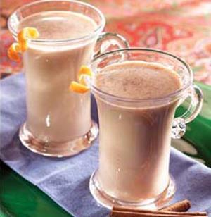 Creamy Spiced Tea