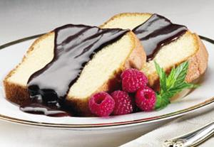 Salsa de Frambuesa con Chocolate y Caramelo