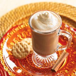 Cinnamon Mocha Coffee
