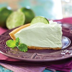 Lime Cream Pie