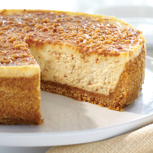 Cheesecake con Toffee Inglés