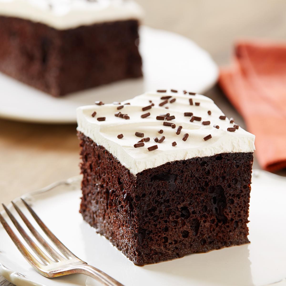 Torta de Chocolate con Orificios y Especias