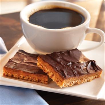 Barritas de Toffee y Café