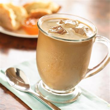 Latte de Moca Helado