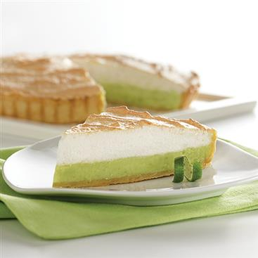 Key Lime Meringue Tart