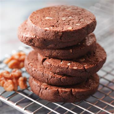 Super Fudgy Chocolate Cookies