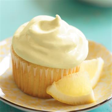 Cobertura de Queso Crema con Limón