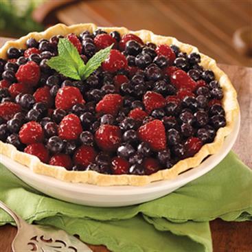 Very Berry Cream Cheese Pie