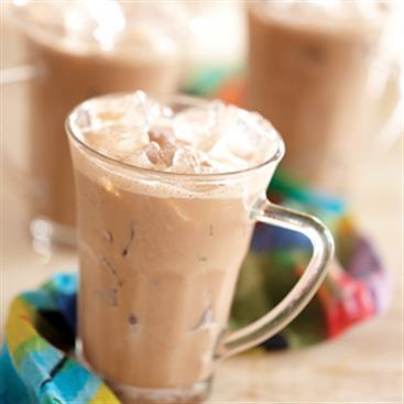 Bebida de Coco y Chocolate