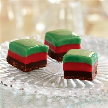 Holiday Mint Fudge