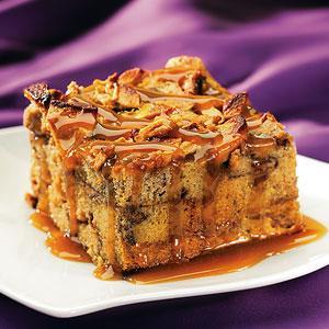 Cinnamon Sugar Bread Pudding
