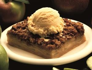 Dutch Apple Dessert