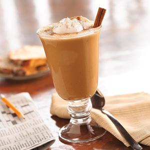 Aztec Cinnamon Chocolate Iced Cappuccino