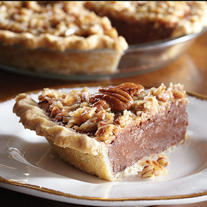 German Chocolate Coconut Pecan Pie