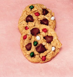 Holiday Treasure Cookies