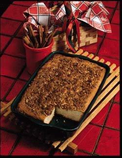 Holiday Coffee Cake