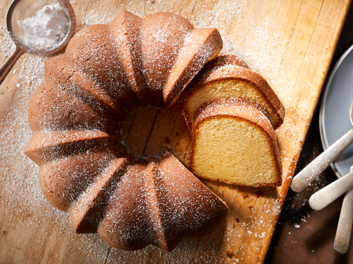 Pound Cake Estilo Brasilero