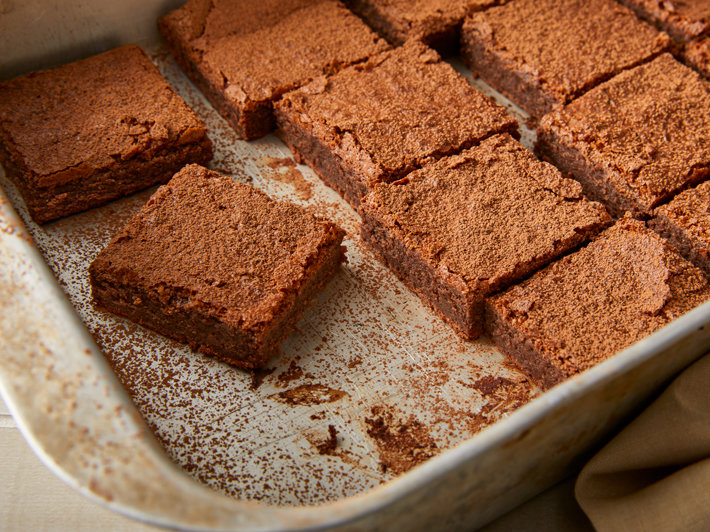 Moist Chocolate Brownies