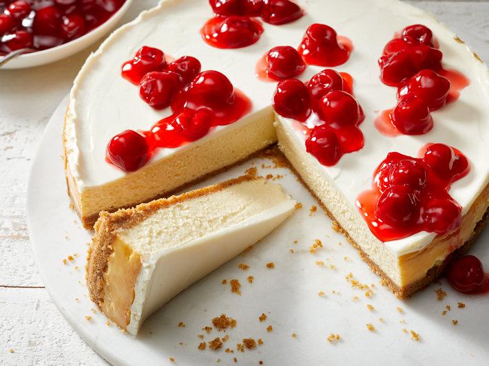 Cheesecake Cremoso