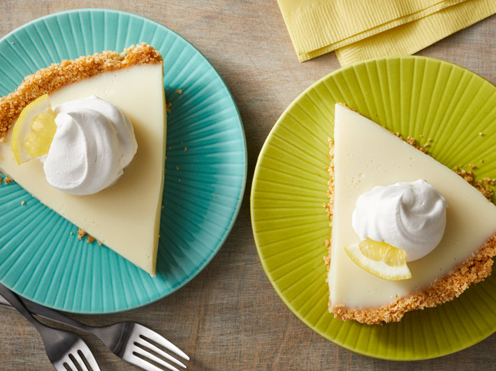 Pastel Helado de Limón