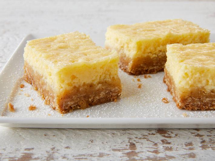 Lemon Heaven Dessert Squares