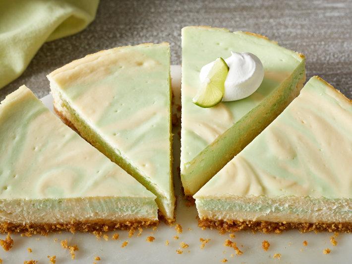 Cheesecake de Limón de los Cayos