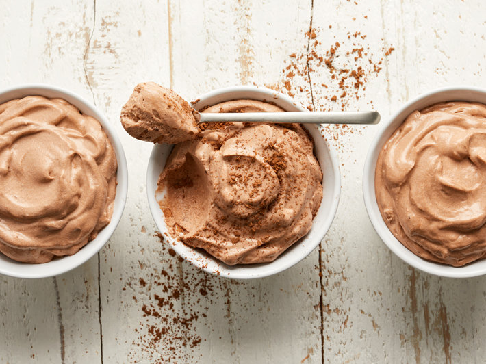 Quick and Easy Chocolate Mousse