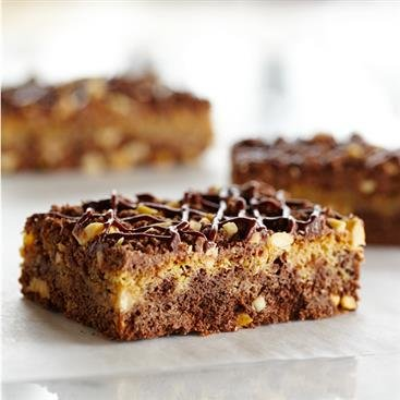 Buckeye Cookie Bars