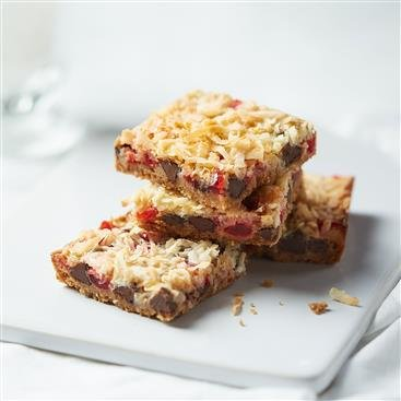 Cherry Magic Cookie Bars