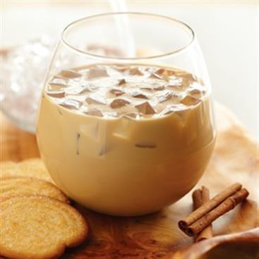 Cinnamon Horchata with Espresso