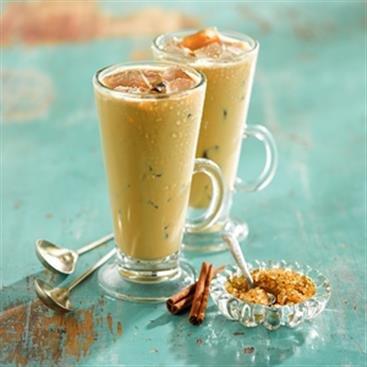 Cinnamon Spiced Iced Coffee