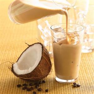 Coconut Cafe Licuado