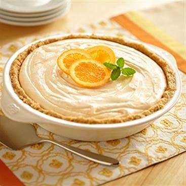 Pastel Esponjoso de Naranja