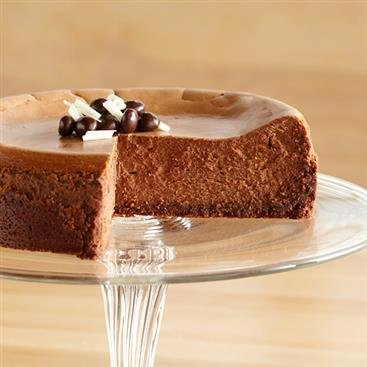 Cheesecake de Trufa y Fudge