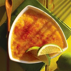 Key Lime Crème Brûlée