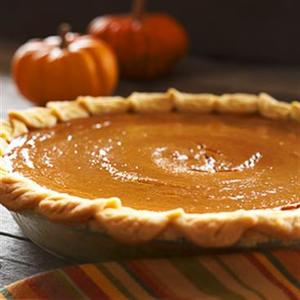PET® Evaporated Milk Pumpkin Pie